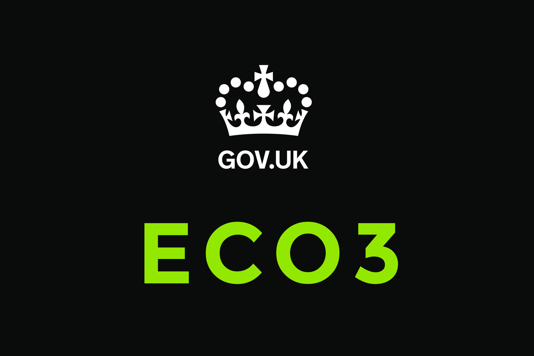 ECO3 coming soon